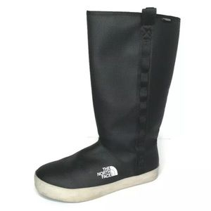 The North Face Base Camp Boots 9 Black Hydro Seal